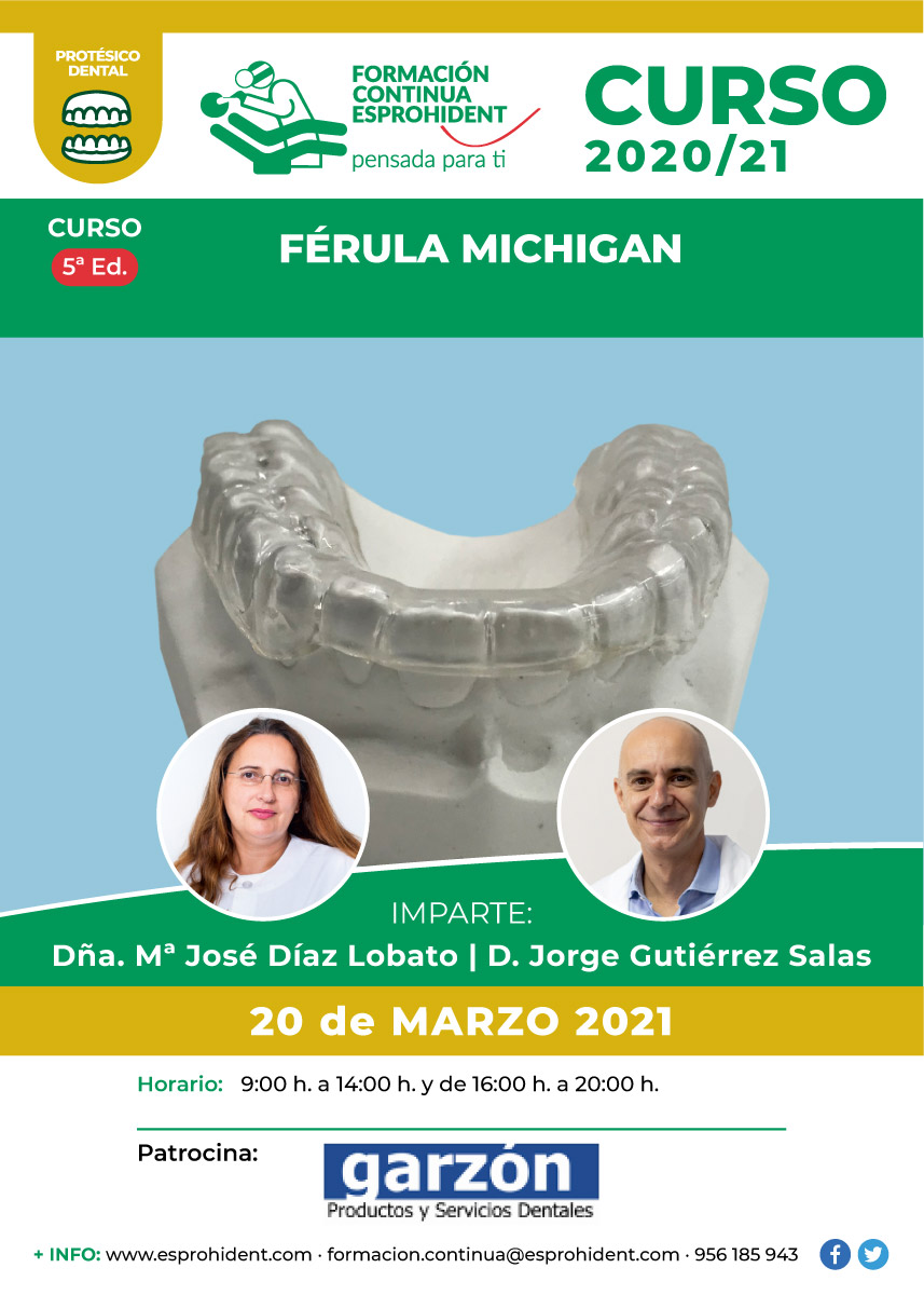 Curso Férula Michigan