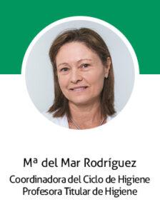 Mª del Mar Rodríguez