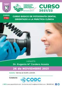 curso básico de fotografía dental